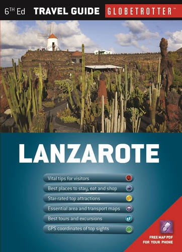 Lanzarote Travel Pack (Globetrotter Travel Guide)