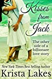 Kisses From Jack: The Other Side of a Billionaire Love Story (Saltwater Kisses Book 2)