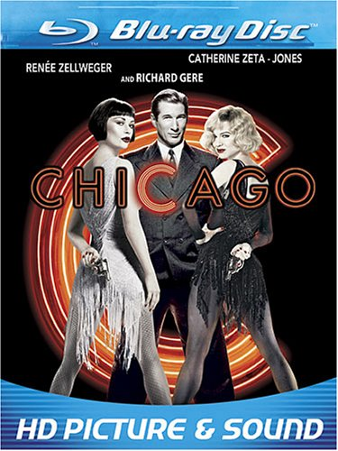 Cover art for  Chicago [Blu-ray]