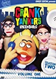 Crank Yankers Uncensored - Season Two, Volume One by Sunset Home Visual Entertainment (SHE) / Comedy Ce