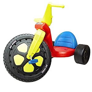 The Original Big Wheel 16 Inch by www.OriginalBigWheel.us