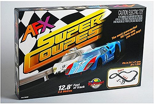 AFX 21019 Super Coupes (MG+) (Afx Slot Car Race Track Sets compare prices)