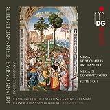 echange, troc  - Johan Caspar Ferdinand Fischer, Missa Sancti Michaelis Archangeli