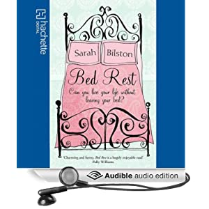 Amazon Com Bed Rest Audible Audio Edition Sarah border=
