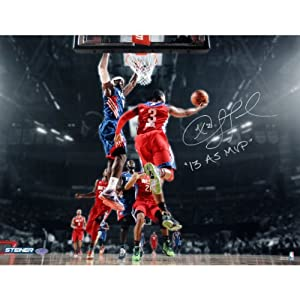 Chris Paul Los Angeles Clippers 2013 All-Star Game Signed 16x20 Photo w  2013 AS MVP...
