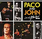Paco & John: Live At Montreux 1987 [DVD]
