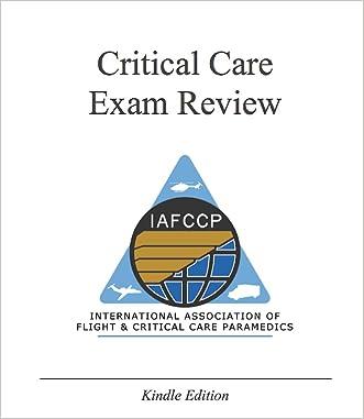 IAFCCP Critical Care Exam Review