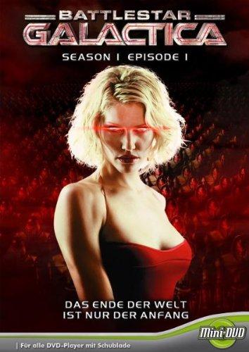 Kampfstern Galactica - Season 1, Folge 1 - MINI DVD