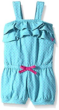 Roxy Baby-Girls Sweet Floral Romper,…