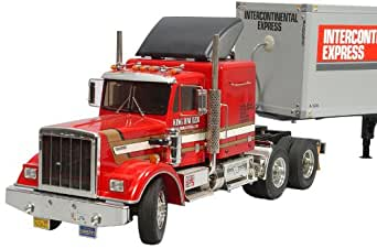 Amazon.com: Tamiya King Hauler Semi Truck: Toys & Games