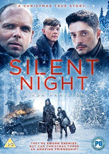 Silent Night [DVD] by Linda Hamilton