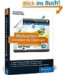 Webseiten erstellen f�r Einsteiger: S...