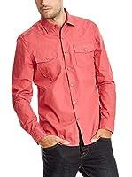 PAUL STRAGAS Camisa Hombre (Rojo)