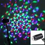 SHS Rotating 3D RGB LED Effect Stage...