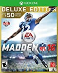 Madden NFL 16 (Deluxe Edition)(輸入版:北米)