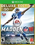 Madden NFL 16 (Deluxe Edition) - Xbox...