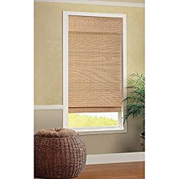 B. Smith with Style Jute Croix Roman Cordless Shade 39\