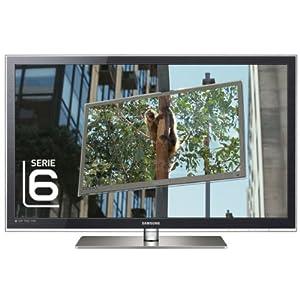 Samsung UE55C6700 138 cm (55 Zoll) LED-Backlight-Fernseher (Full-HD, 100Hz, DVB-T/C/S2 ) anthrazit-schwarz