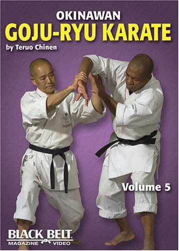 Okinawan Goju Ryu by Teru Chinen Volume 5