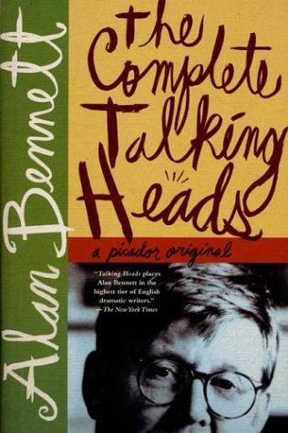 The Complete Talking Heads, Alan Bennett