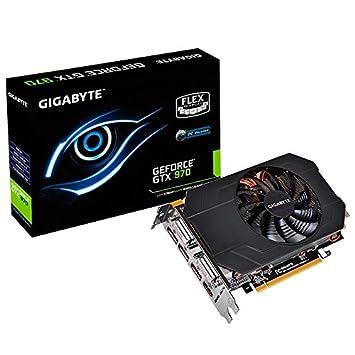 Gigabyte GTX N970IX OC-4GD Carte graphique Nvidia GeForce GTX 970 1076 MHz 4096 Mo PCI-Express