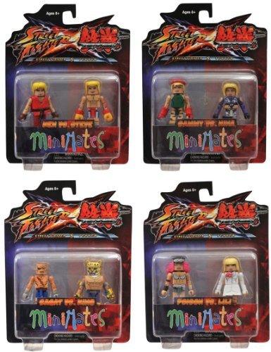 street-fighter-x-tekken-minimates-mini-figure-set-of-4