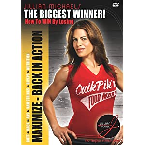 The Biggest Winner – How to Win by Losing: Maximize – Back in Action (Butt, Back, Abs, Hamstrings, Biceps, Nutrition)