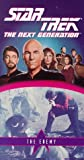 echange, troc Star Trek Next 55: Enemy [VHS] [Import USA]