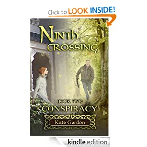 Ninth Crossing: Conspiracy Kate Gordon