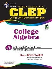 CLEP College Algebra (CLEP Test Preparation)