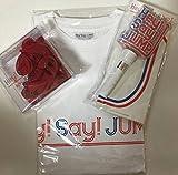 Hey!say!JUMP 全国へJUMPツアー2013 Tシャツ シュシュ ペンライト 3点セット