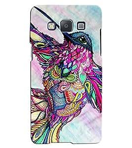 Citydreamz Back Cover For Samsung Galaxy E5|