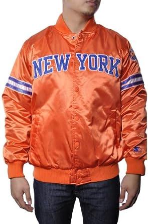 Starter NBA New York Knicks Basketball Team Jacket by Starter