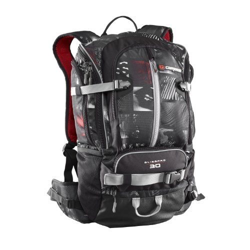 Blizzard Light Weight Backpack (signature print)