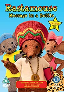Rastamouse: Message in a Bottle [DVD]