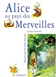 Alice aux pays des merveilles (French Edition) (2070595293) by Carrol, Lewis