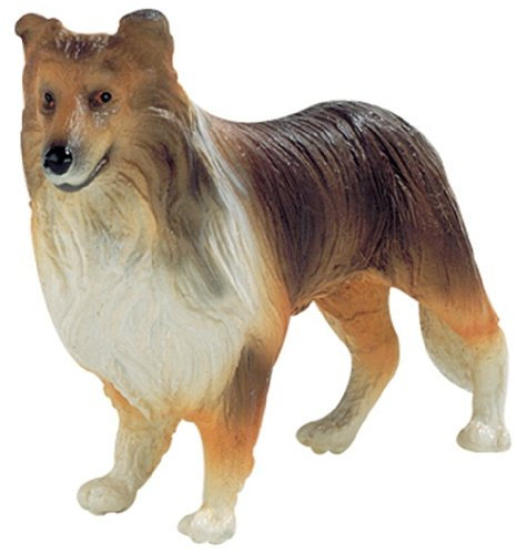 Bullyland - Bullyland Animal World Figure Collie Lassie 12 cm - 1