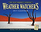 img - for The Old Farmer's Almanac 2017 Weather Watcher's Calendar book / textbook / text book