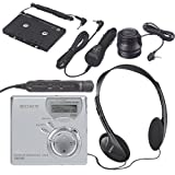 Sony MZ-N510CK NetMD Walkman/Recorder with Car Kit