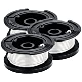 Black & Decker AF-100-3ZP Replacement Auto Feed Spool, 3-Pack