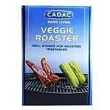 Cadac Veggie Roaster Gemüsehalter, Gemüsegriller, 2-teilig