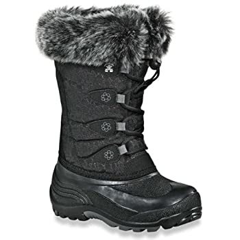 The chilly weather won't stop your child from wanting to go outside in these stylishly sweet SNOWGYPSY boots from KAMIK.
