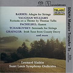Tallis Fantasia / Adagio (Hybr)