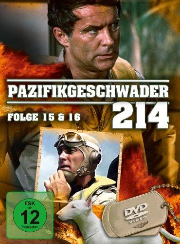 Pazifikgeschwader 214: 1.Staffel, Folge 15&16: Unbesiegbar - Falscher Stolz