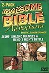 Awesome Bible Adventures: Jesus' Amaz...