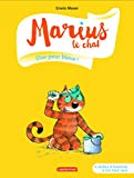 """Afficher """"Marius le chat<br /> Une peur bleue !"""""""