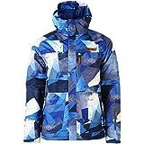 No Fear Mens Park Ski Snowboard Jackets Coat Top Long Sleeve Hoody Hoodie
