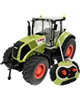 Atm - Les Véhicules - Tracteur Claas 1/16 Rc Ff Rtr