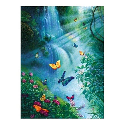 Cheap SunsOut Butterflies in the Mist Jigsaw Puzzle 3000pc (B000BXFS3U)