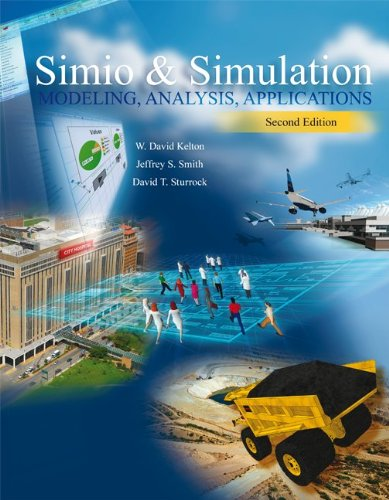 LSC Simio and Simulation: Modeling, Analysis, Applications (CPS1)
